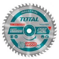 180mm Lưỡi cưa hợp kim TCT 40 răng Total TAC231415