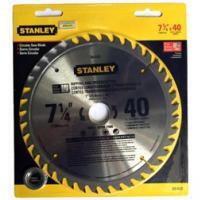 184 x 25.4 x 24T Đĩa cưa gỗ hợp kim 24 răng Stanley 20-521