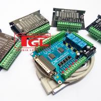 Bộ điều khiển máy CNC 4 trục V5.1
