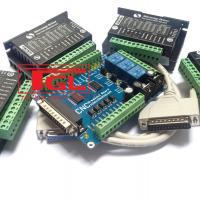 Bộ điều khiển máy CNC 4 trục V4.2